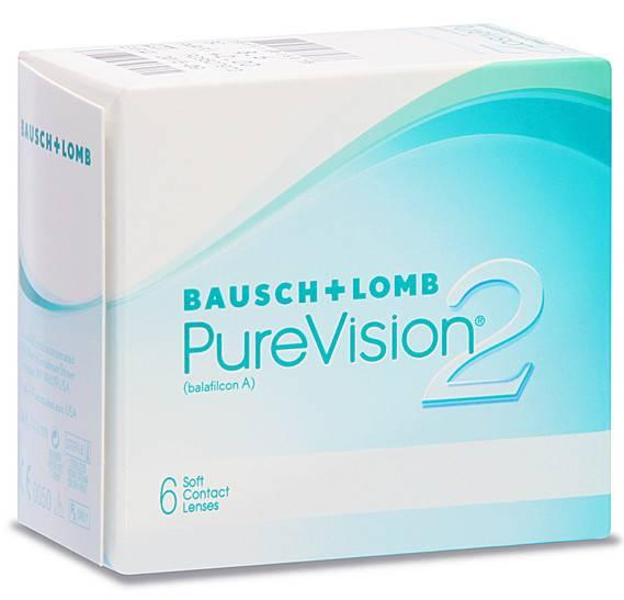 Pure vision обзор контактных линз - 103doctor.ru