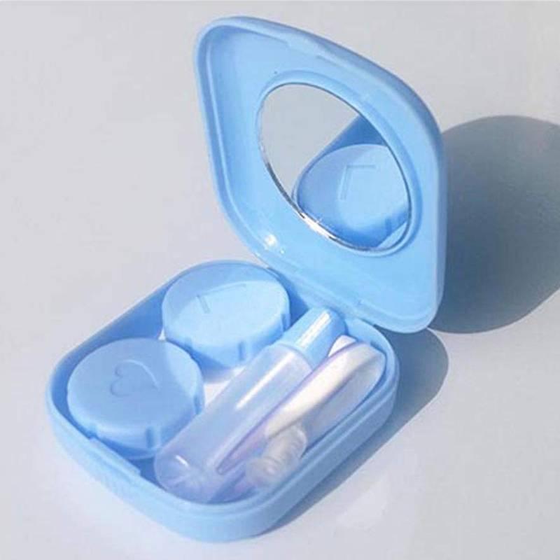 Контейнер для контактных линз: как часто нужно менять, как мыть, виды, фото и цена в аптеке