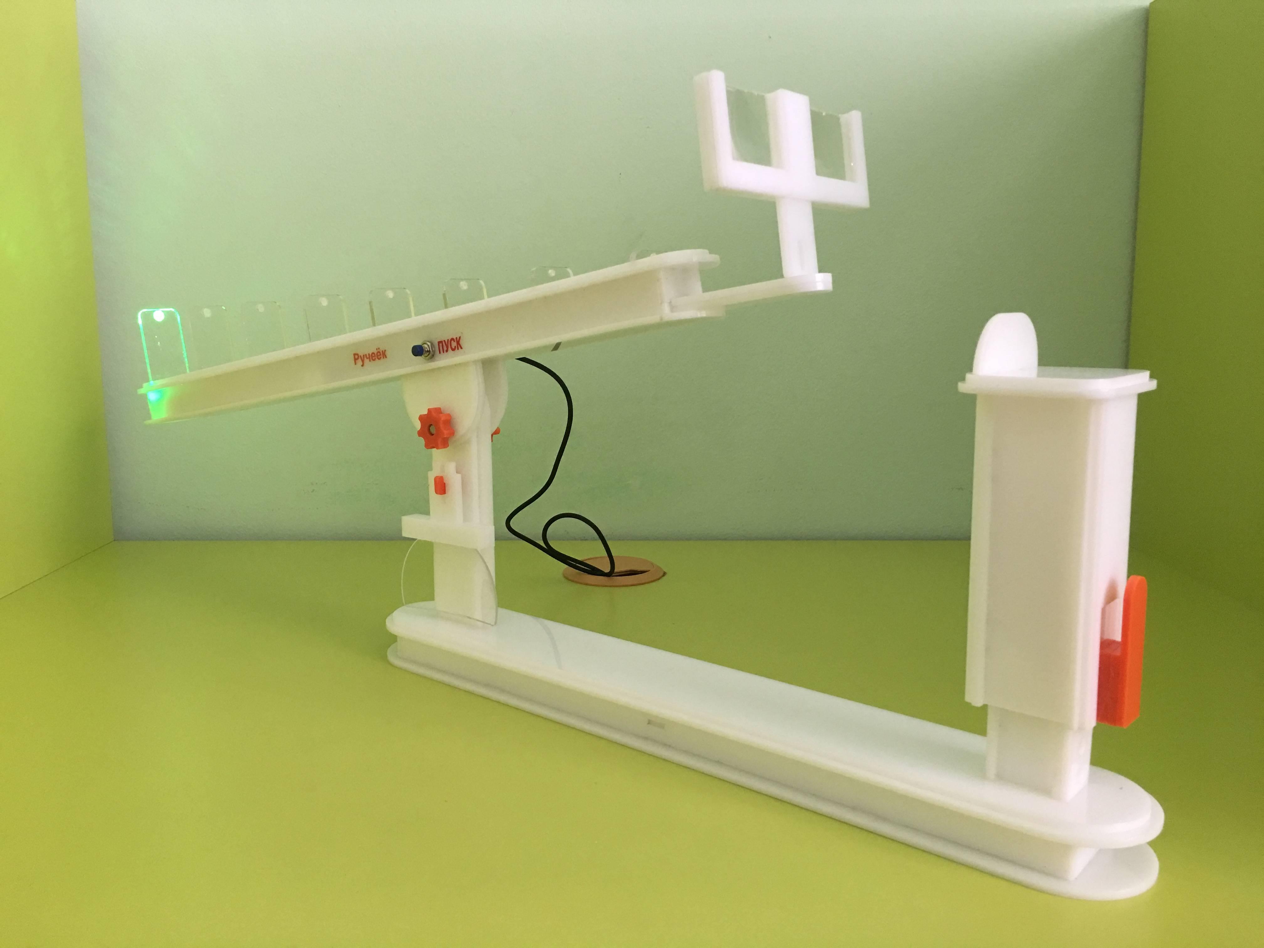 Аппарат ручеек для глаз: инструкция по применению