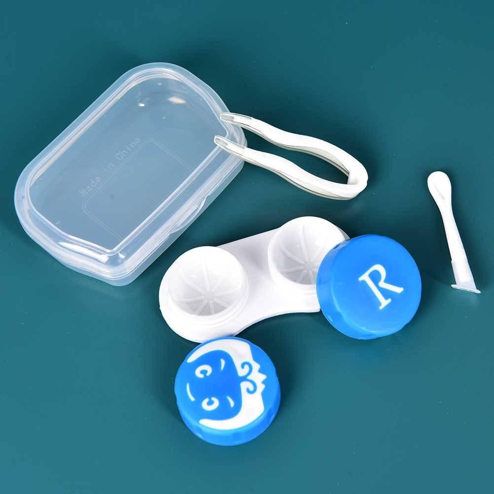 Как чистить контейнер для контактных линз - wikihow