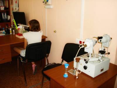 Кабинет охраны зрения  что это, какие процедуры проводят