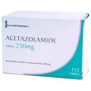 Ацетазоламид - инструкция, цена, отзывы