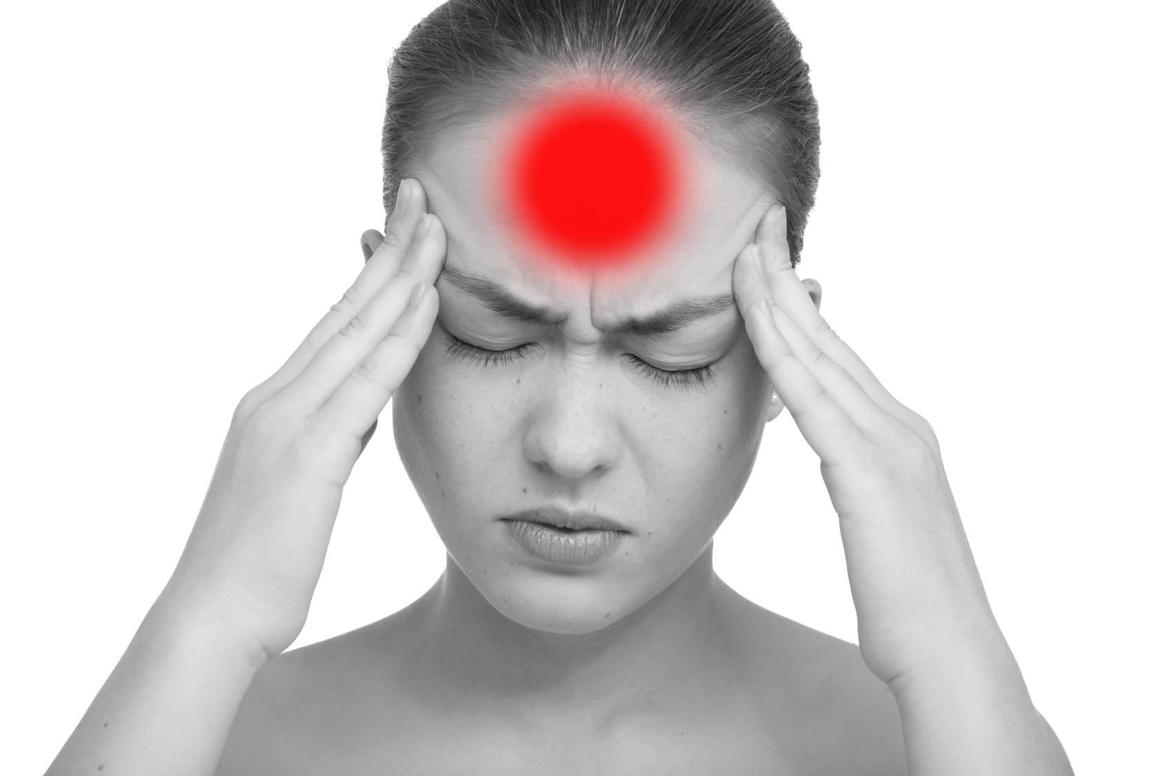 Головные боли и покраснения глаз - для врачей
