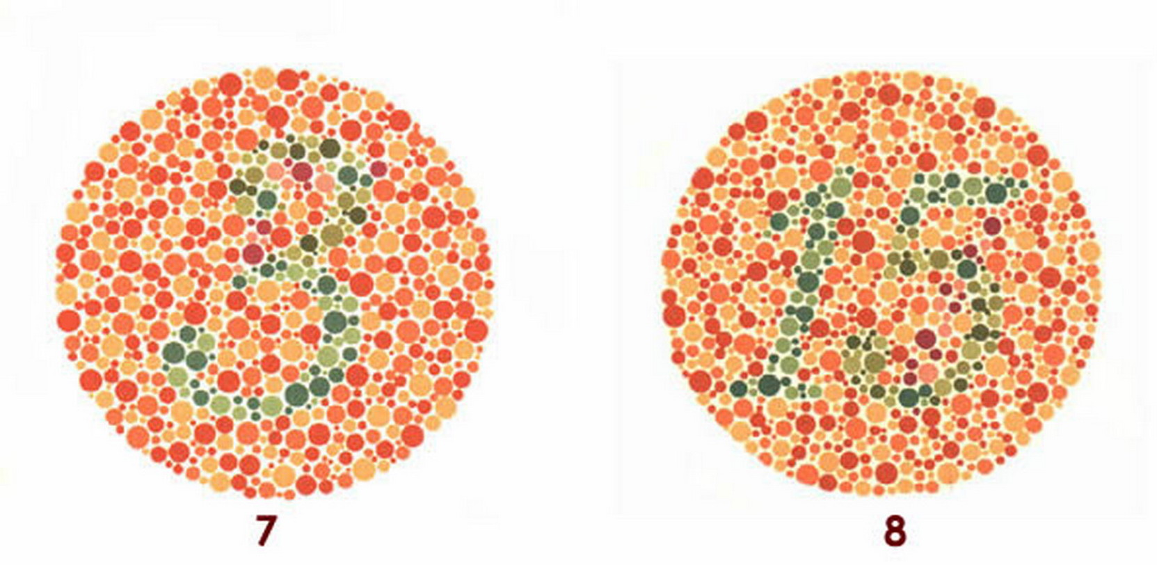 Можно ли обмануть тест на дальтонизм?