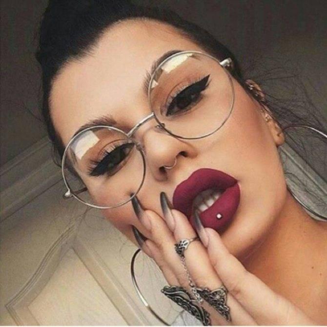 Имиджевые очки нулевки — офтальмология