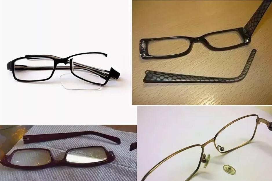 Как склеить очки из пластика?   интервью