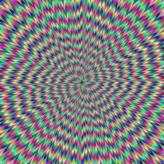 30 самых крутых оптических иллюзий