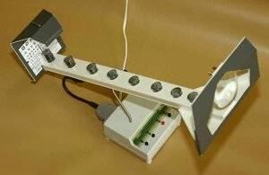 Аппарат лазерный для диагностики и восстановления бинокулярного зрения форбис, россия