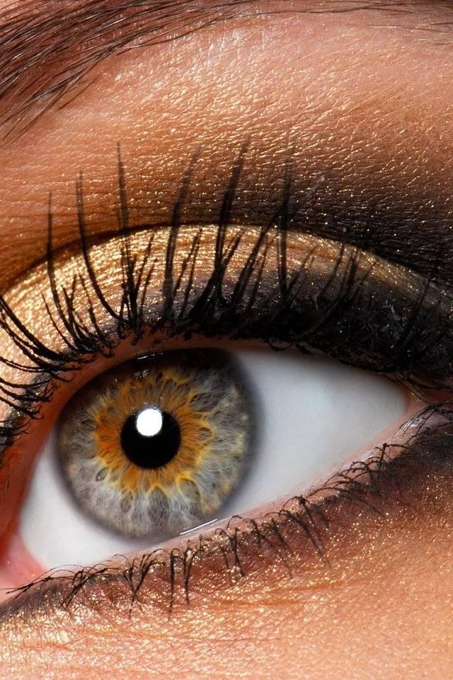 Болотный цвет глаз - значение, особенности