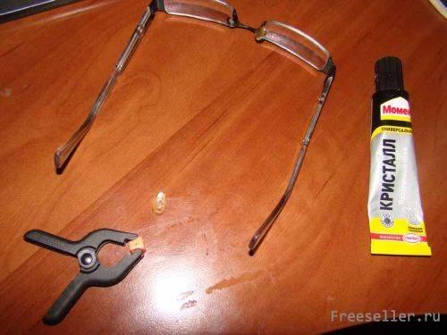 Как починить очки, если сломалась дужка: как заменить винт в очках с флексой.   категория статей на тему очки
