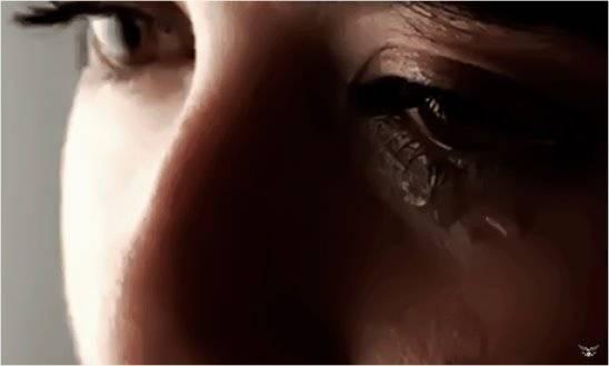 Когда плачешь болят глаза