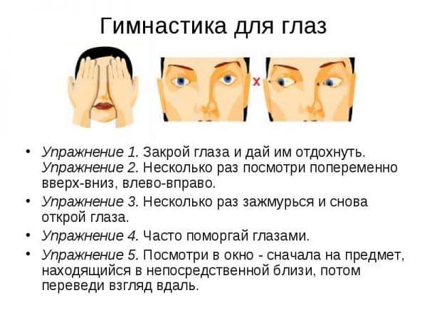 Частое моргание глазами у взрослых