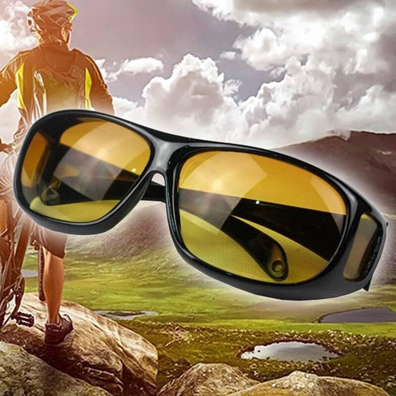 Водительские очки (антифары): обзор и выбор популярных моделей