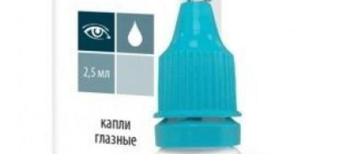 Пролатан капли глазные - инструкция, цена, отзывы