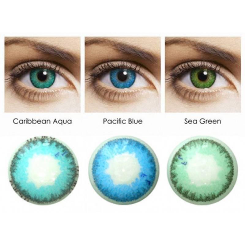 Лучшие цветные линзы 2020 года: рейтинг оттеночных линз для глаз