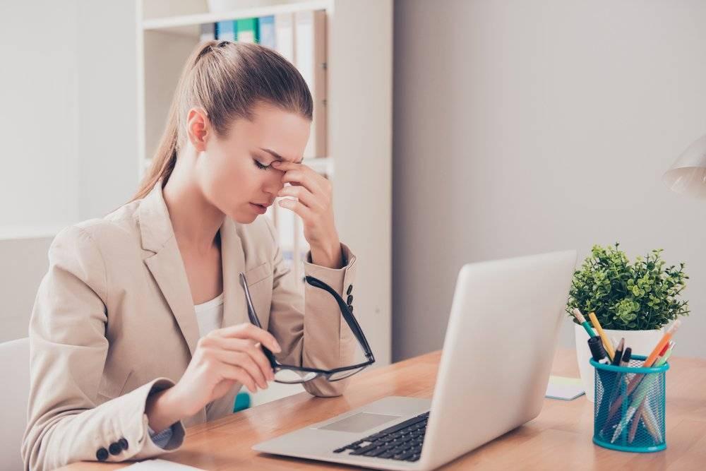 Список 8 лучших капель для глаз при работе за компьютером