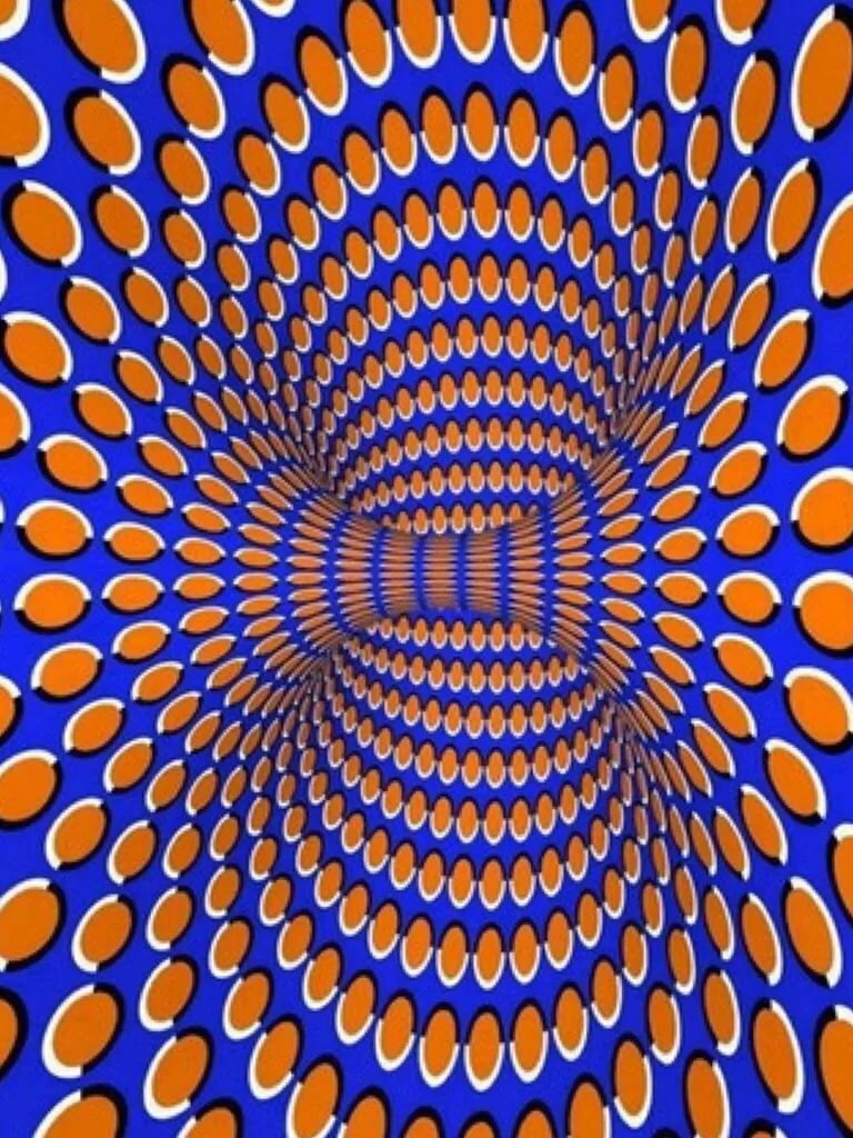 Иллюзия зрения. можно ли верить своим глазам?