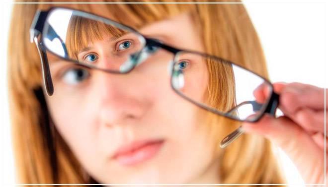 Портится ли зрение от очков?
