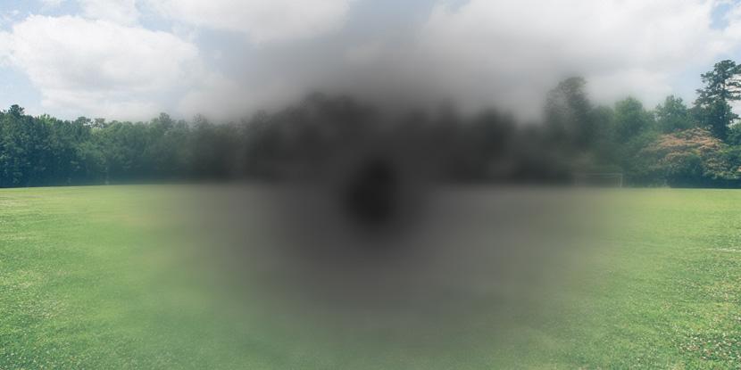 Почему в глазах возникает туман