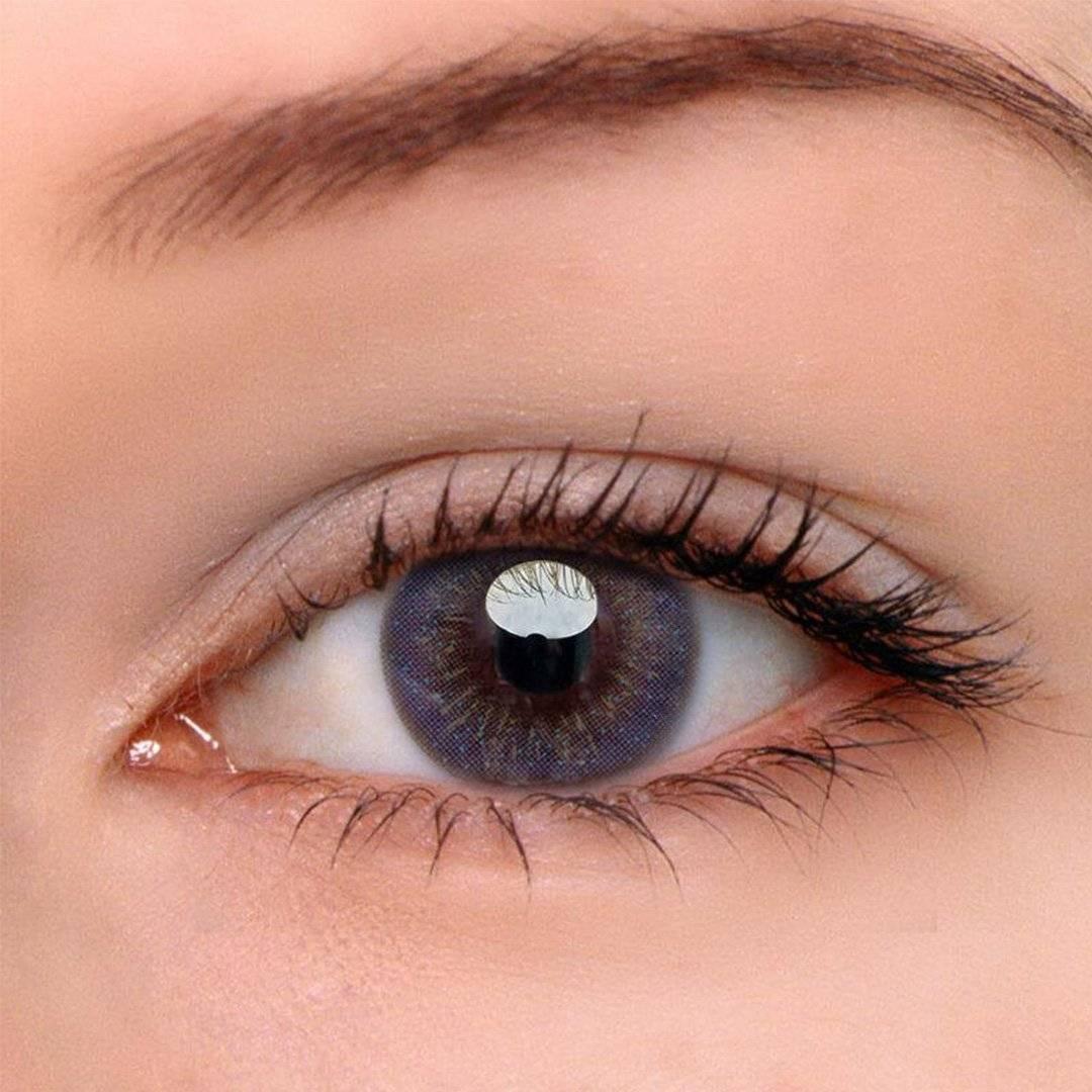 Карие глаза – личный опыт подбора цветных линз