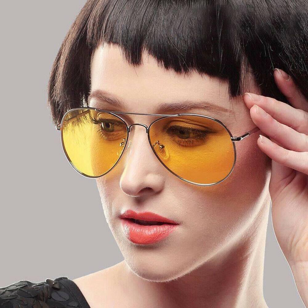 Для чего желтые очки зачем их носят - 103doctor.ru