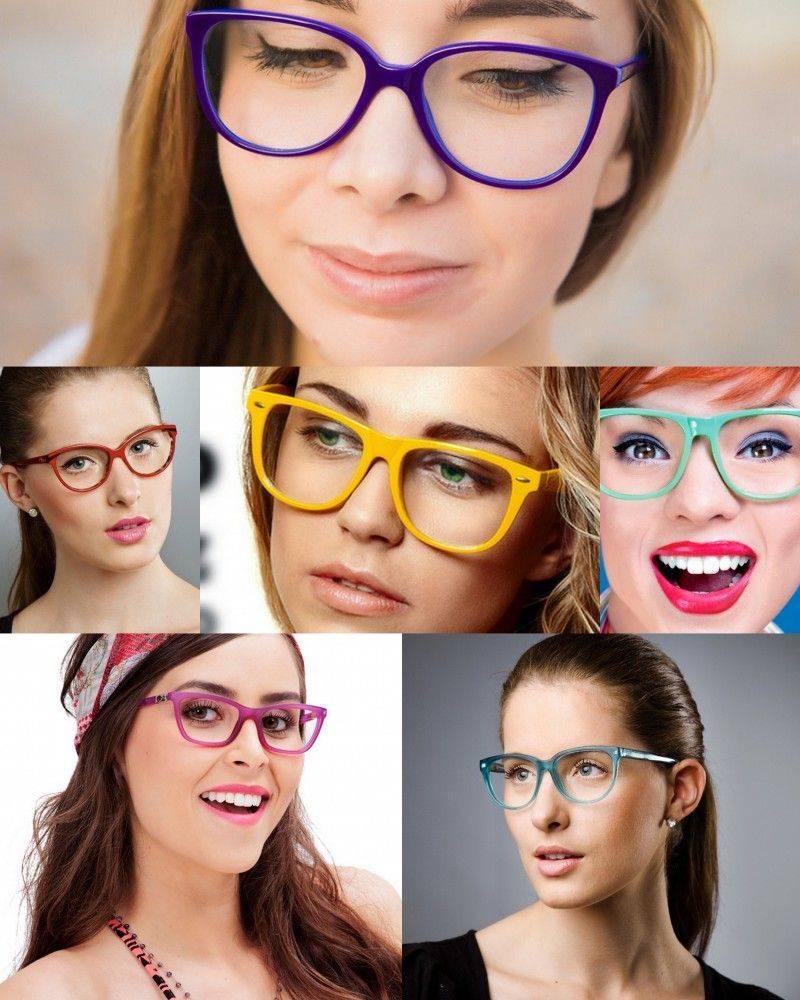 Подобрать оправу для очков - как выбрать правильно по форме лица, для прямоугольного и маленького
