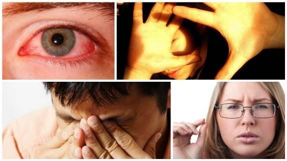 Синдром сухого глаза – диагностика, симптомы и лечение