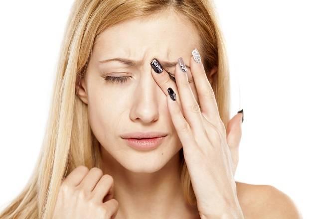 Болит кость над глазом под бровью при нажатии