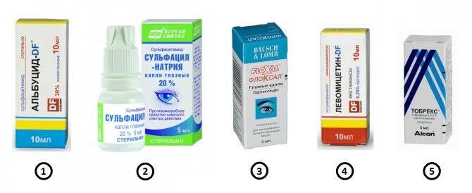 Правила грамотного выбора глазных капель от аллергии