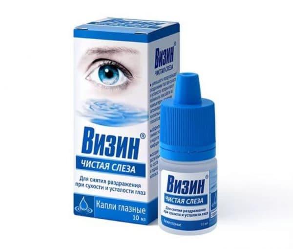 Глазные капли окуфлеш инструкция по применению