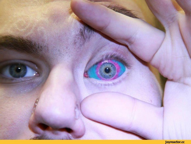 Растет ли глаз на протяжении жизни человека - медицинский справочник