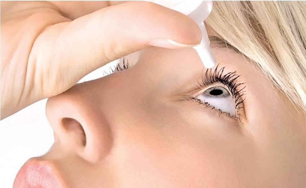 Гигиена век при блефарите — глаза эксперт