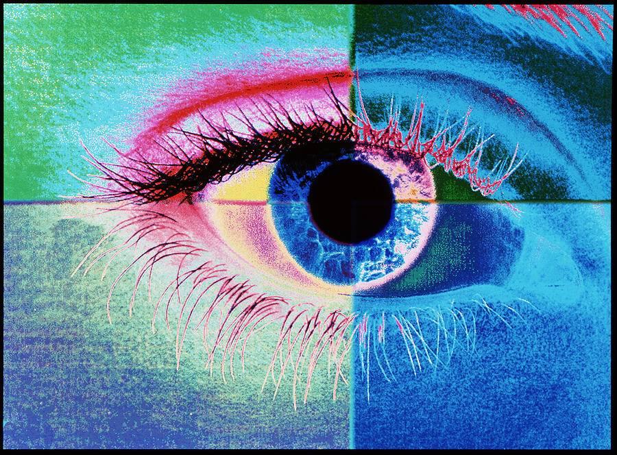 Выясним, от чего же зависит цвет глаз