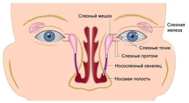 Мануальное лечение дакриоцистита, или как правильно делать массаж слезного канала у новорожденных