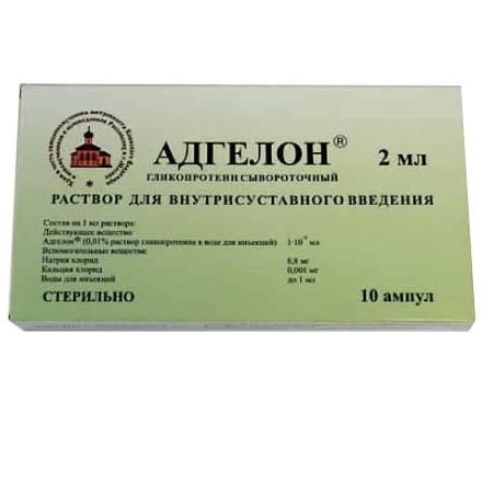 Препарат адгелон: инструкция по применению хондропротектора, аналоги и отзывы, сколько стоит и состав уколов