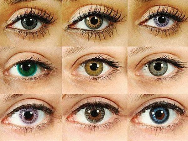 Как изменить цвет глаз в домашних условиях - все способы