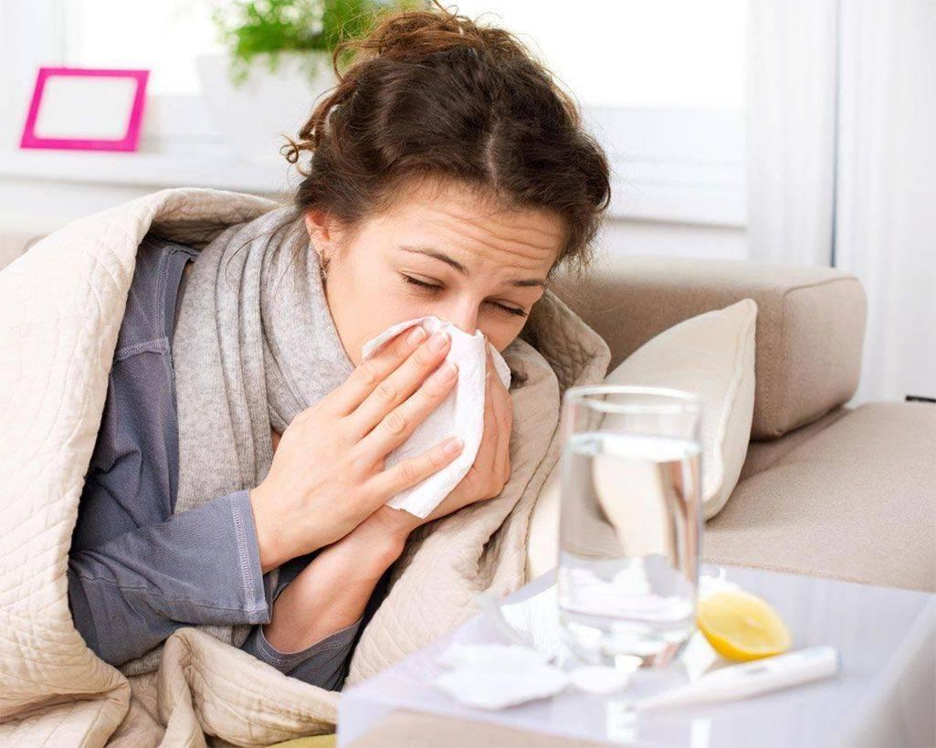 Боли в глазах при гриппе: причины и лечение