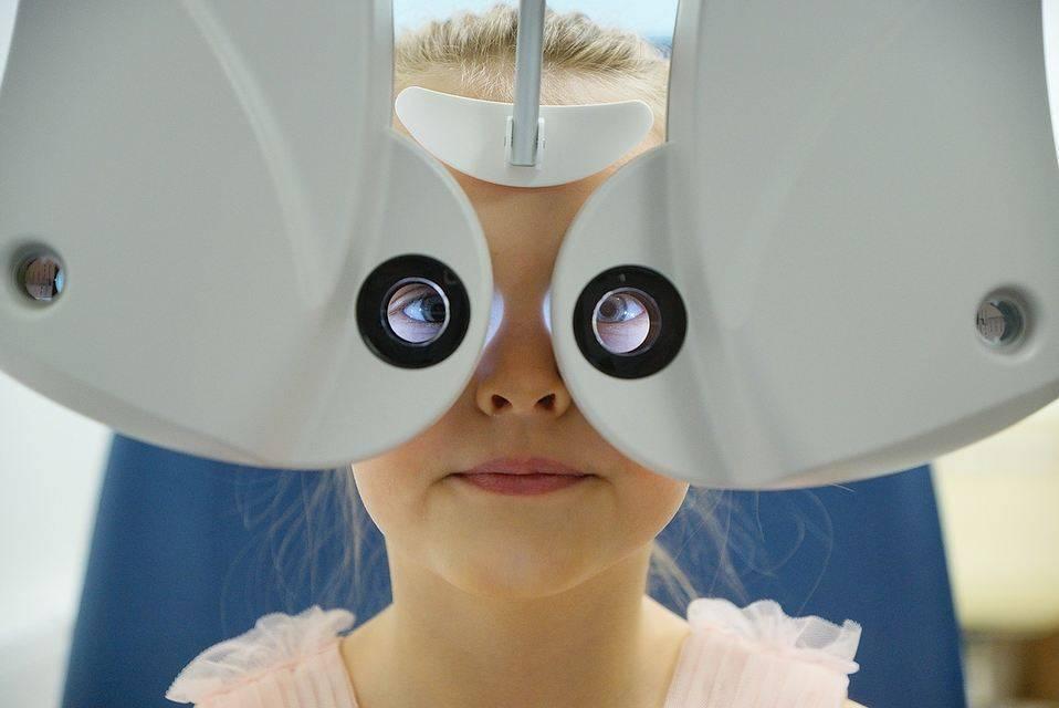Особенности при аппаратном лечение зрения у детей — отзывы