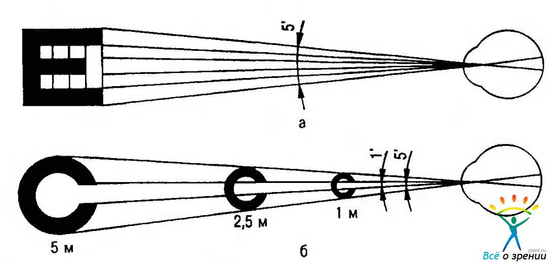 Исследование периферического зрения