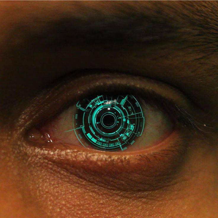Бионический глаз человека — традиция
