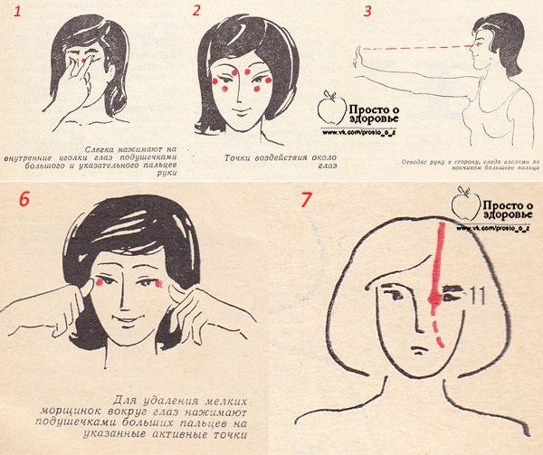 Работа за компьютером, как защитить глаза, упражнения для снятия напряжения с глаз