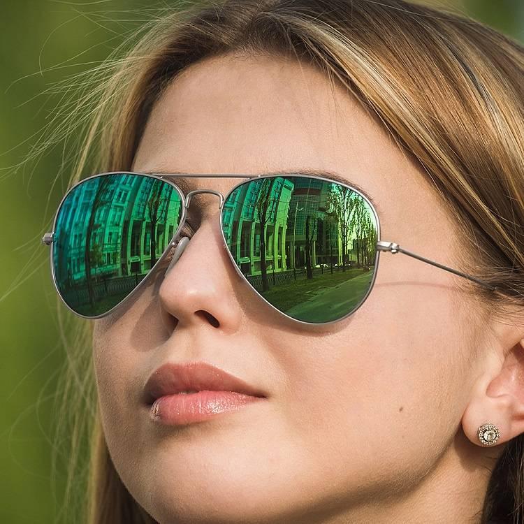 Можно ли носить солнечные очки при глаукоме?