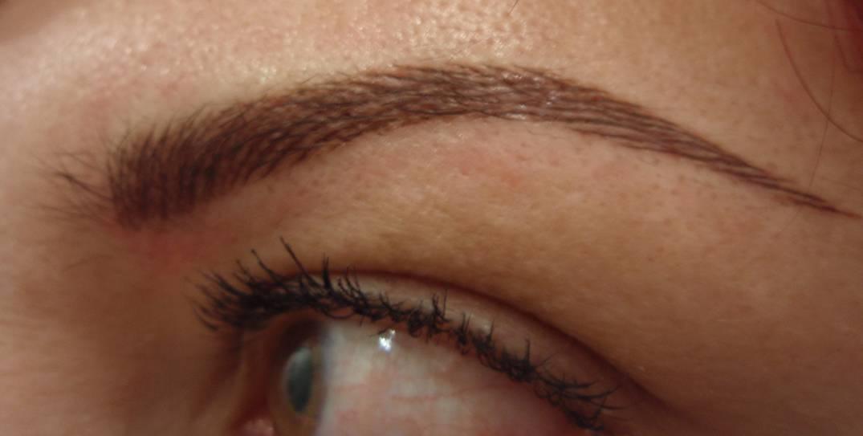 Волосковый татуаж бровей: отзывы, фото до и после
