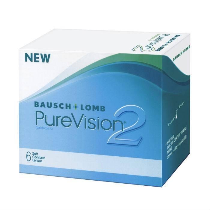 Легендарный бренд контактных линз bausch & lomb
