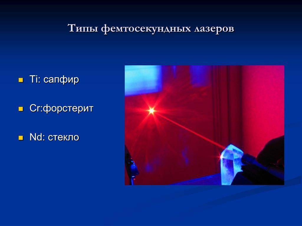 Фемтосекундный лазер в офтальмологии: показания, преимущества и недостатки методики коррекции зрения