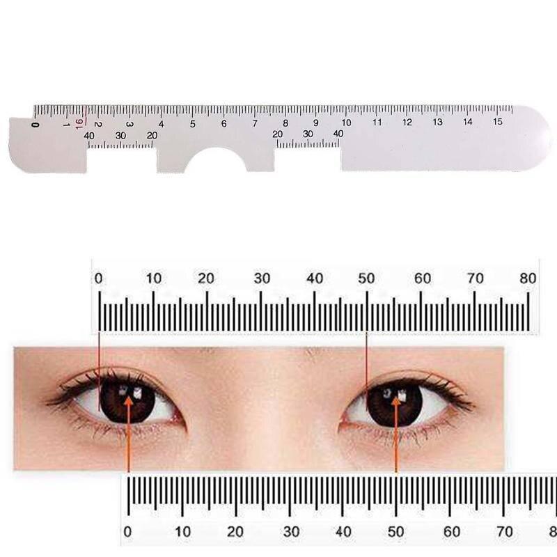 Как определить расстояние между зрачками для очков