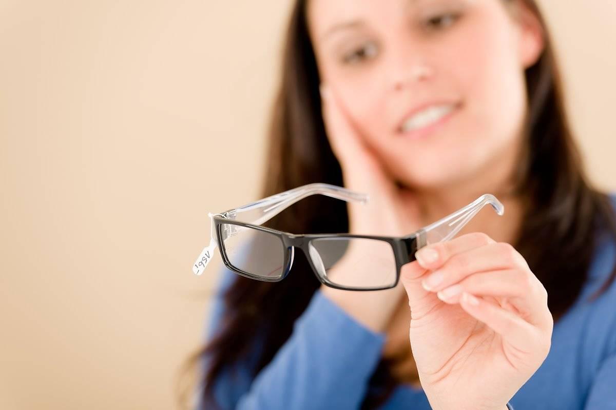 Как ухаживать за очками