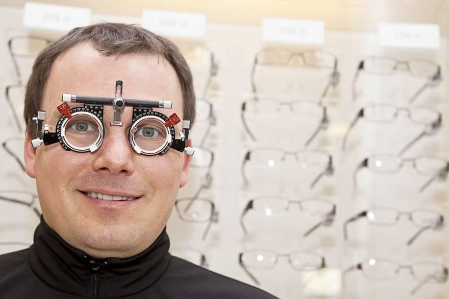 Правила выбора и ношения очков при близорукости