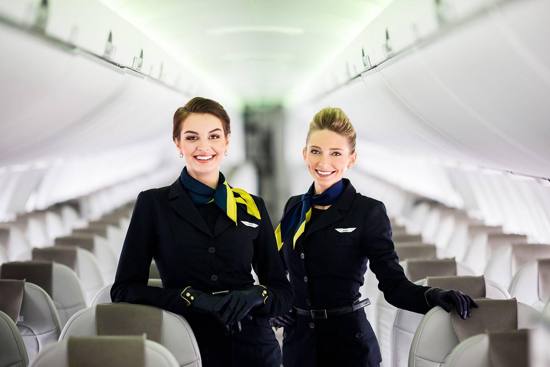 Хорошее зрение — залог безопасности полета