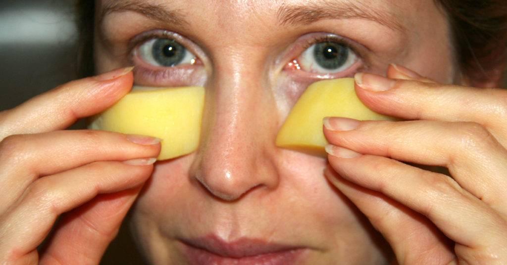 Маски от мешков под глазами: рецепты от синяков, темных кругов в домашних условиях, отзывы